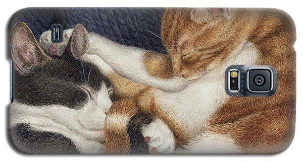 Naptime Galaxy S5 Case by Pat Erickson