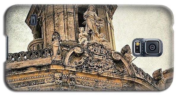 Iger Galaxy S5 Case - Naranjo Bldg. - Havana (1908) by Joel Lopez