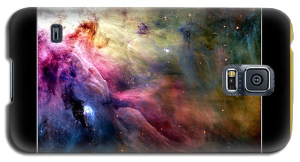 Nasa Ll Ori And The Orion Nebula Stars Of Heaven Bless The Lord Galaxy S5 Case