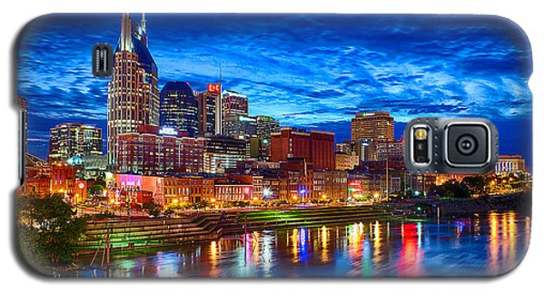 Nashville Skyline Galaxy S5 Case