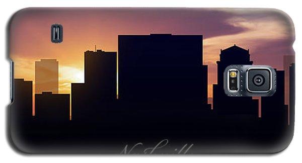 Nashville Sunset Galaxy S5 Case by Aged Pixel