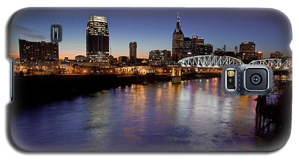 Nashville's River Galaxy S5 Case