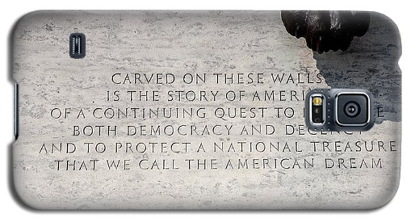 National Law Enforcement Officers Memorial Galaxy S5 Case