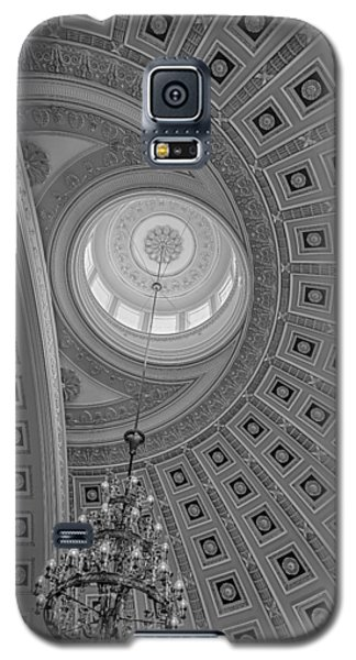 National Statuary Rotunda Bw Galaxy S5 Case
