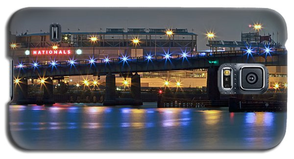 Galaxy S5 Case featuring the photograph Nationals Park by Jerry Gammon