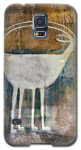 Native American Deer Pictograph Galaxy S5 Case
