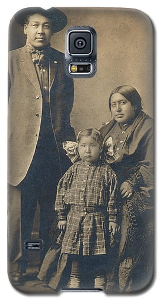 Native American Family Galaxy S5 Case