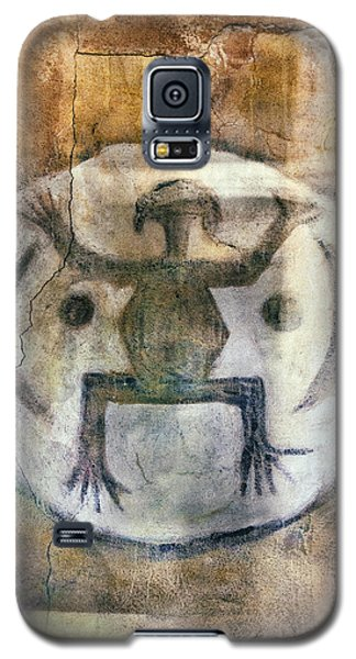 Native American Frog Pictograph Galaxy S5 Case