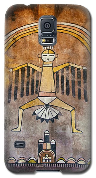 Native American Great Spirit Pictograph Galaxy S5 Case