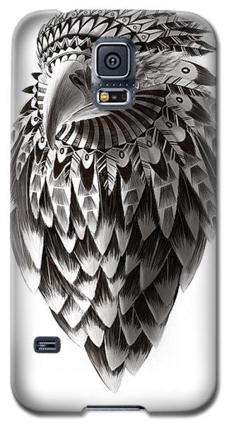 Native American Shaman Eagle Galaxy S5 Case