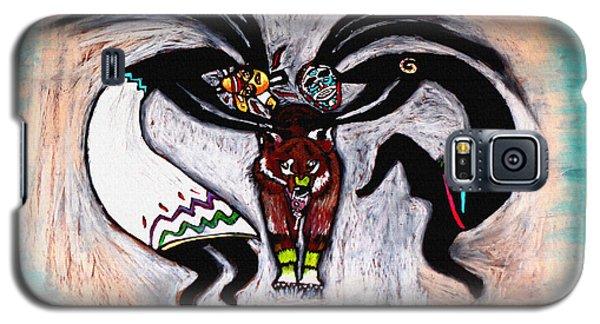 Native Growl Galaxy S5 Case