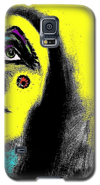 Native Immortal Woman  Galaxy S5 Case