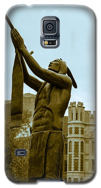 Native Pipe On The North Oval Galaxy S5 Case
