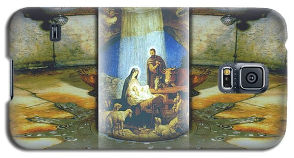Nativity 2009 Galaxy S5 Case