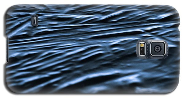 Natural Abstracts - Ice Galaxy S5 Case