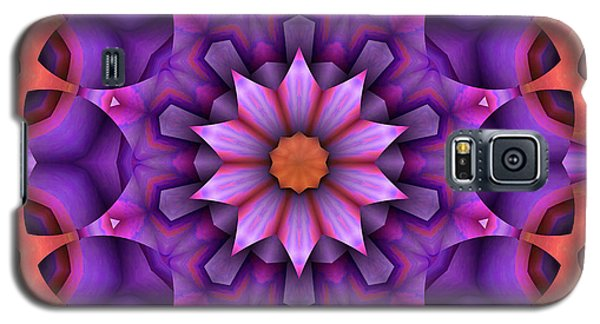 Natural Attributes 15 Square Galaxy S5 Case by Wendy J St Christopher