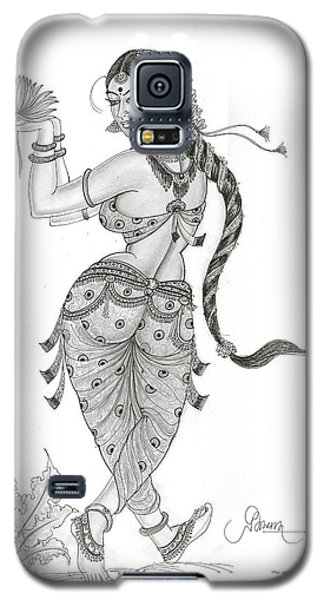 Dancing In Nature Galaxy S5 Case