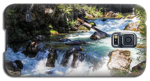 Galaxy S5 Case featuring the photograph Natural Bridges by Melanie Lankford Photography
