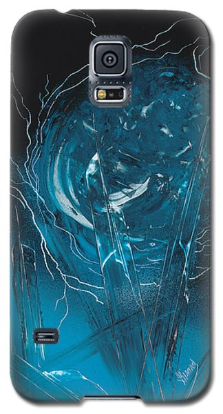 Natural Gas Fields Galaxy S5 Case