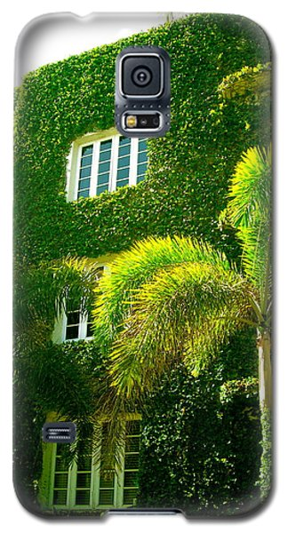 Natural Ivy House Galaxy S5 Case