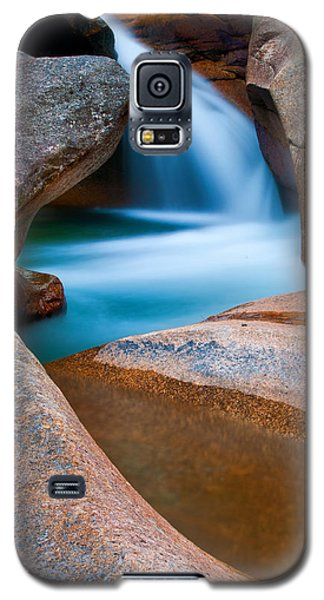 Natural Sculpture - Basin Formations Galaxy S5 Case