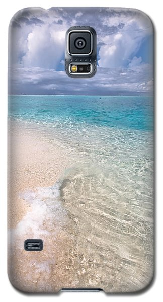 Natural Wonder. Maldives Galaxy S5 Case