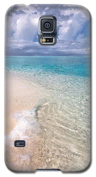Natural Wonder. Maldives Galaxy S5 Case
