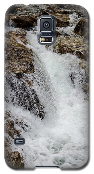 Naturally Pure Waterfall Galaxy S5 Case