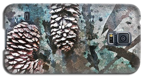 Nature Abstract 87 Galaxy S5 Case by Maria Huntley