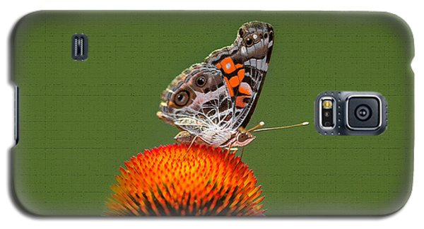 Galaxy S5 Case featuring the photograph Nature Freedom by Marion Johnson