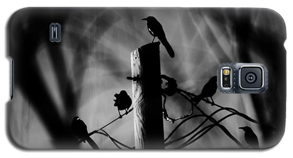 Galaxy S5 Case featuring the photograph Nature In The Slums by Jessica Shelton