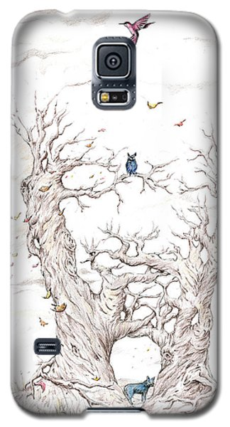 Nature Of The Self Galaxy S5 Case