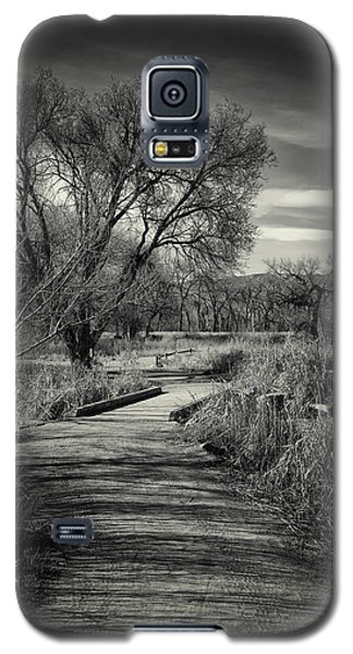 Nature Preserve Trail Galaxy S5 Case