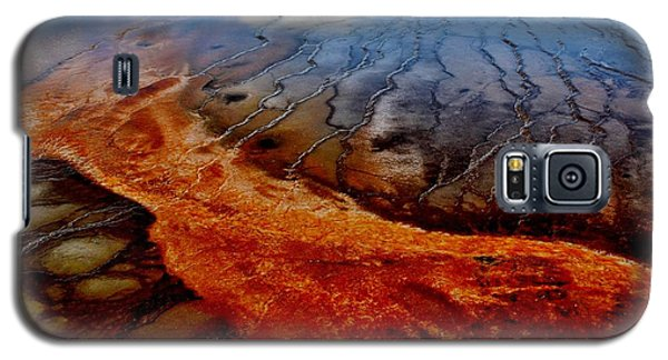 Galaxy S5 Case featuring the photograph Natureprint by Benjamin Yeager