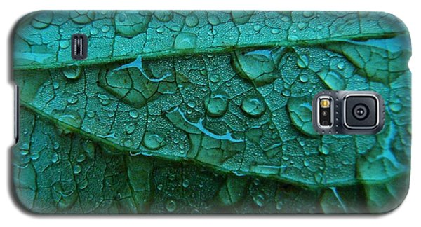 Natures Abstract Galaxy S5 Case