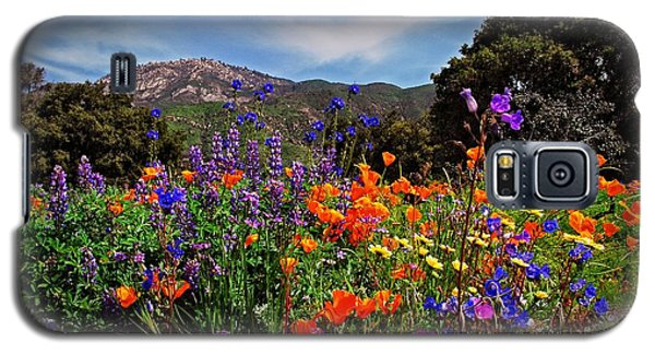 Nature's Bouquet  Galaxy S5 Case