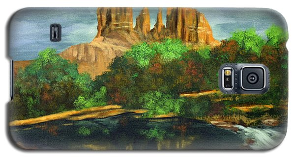 Nature's Cathedral Galaxy S5 Case