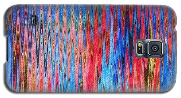 Natures Electrocardiogram Galaxy S5 Case