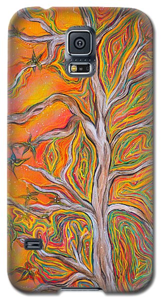Nature's Energy Galaxy S5 Case
