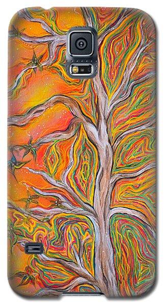Nature's Energy Galaxy S5 Case by Deborha Kerr