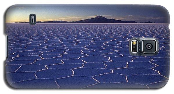 Natures Geometry Salar De Uyuni Galaxy S5 Case