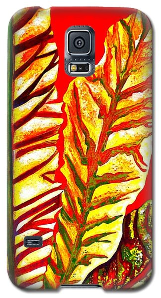 Nature's Gifts Galaxy S5 Case by Julie  Hoyle