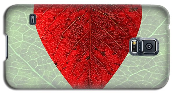 Nature's Heart Galaxy S5 Case