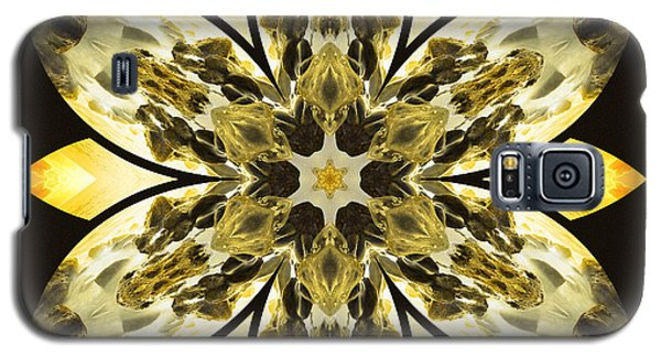 Nature's Mandala 57 Galaxy S5 Case