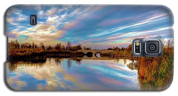 Natures Palette Galaxy S5 Case