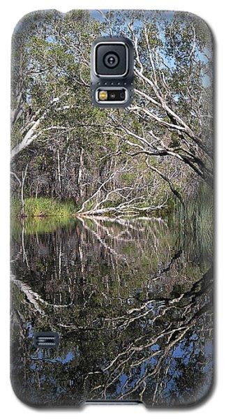 Natures Portal Galaxy S5 Case