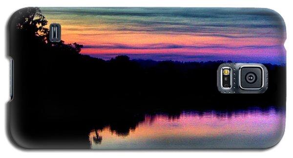 Nature's Rainbow Galaxy S5 Case