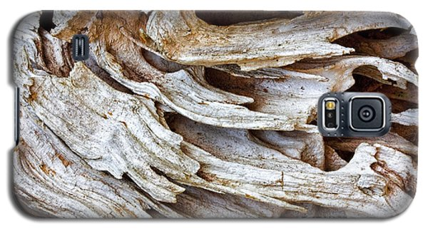 Galaxy S5 Case featuring the photograph Nature's Sculpture-3 by Shirley Mitchell