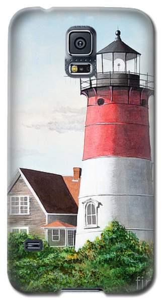 Nauset Beach Memories Watercolor Painting Galaxy S5 Case