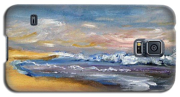 Nauset Beach Surf Galaxy S5 Case